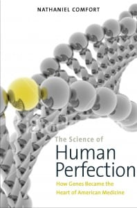 dustjacket 198x300 The Science of Human Perfection