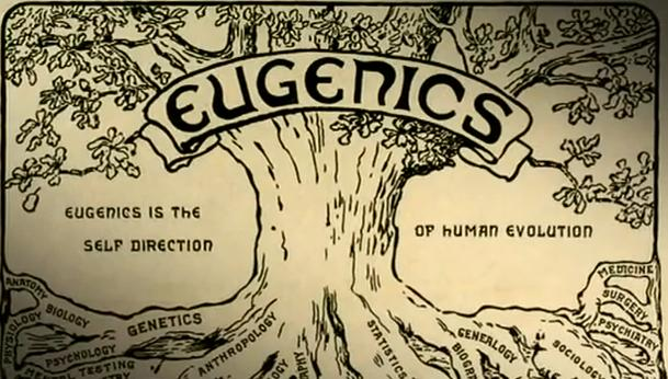 eugenics tree DNA Ink