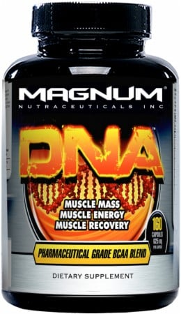 Magnum DNA DNA Supplements May Be Secret of Longer, Healthier Life